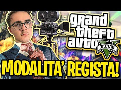 MODALITA' REGISTA SU GTA 5 thumbnail