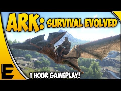 ARK Survival Evolved Gameplay ➤ 1 Hour Gameplay [Part 29 & 30]