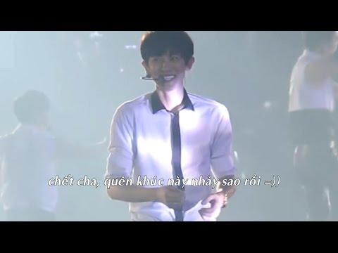 Park Chanyeol - quên vũ đạo truyền kỳ =))