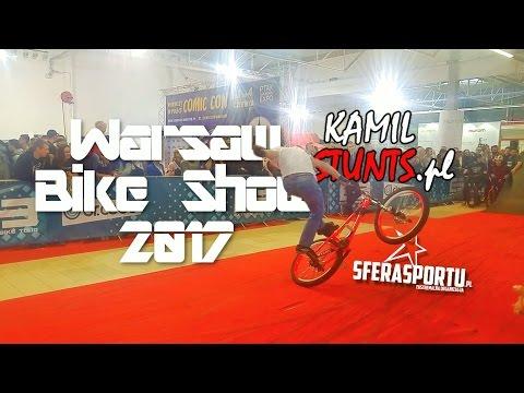 Warsaw Bike Show 2017 - KamilStunts & SferaSportu