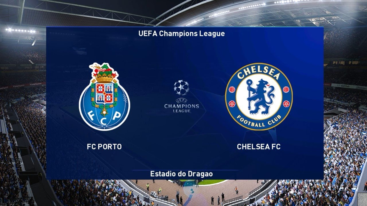 PES 2021 | PORTO vs CHELSEA | UEFA Champions League 2021
