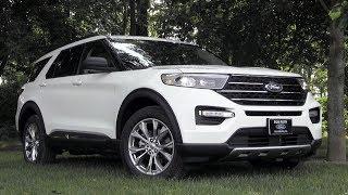 2020 Ford Explorer: Review
