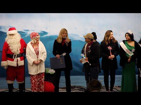 Mayor's Remarks: Light A Light Of Love Dec 8, 2019   Huntington Beach, CA