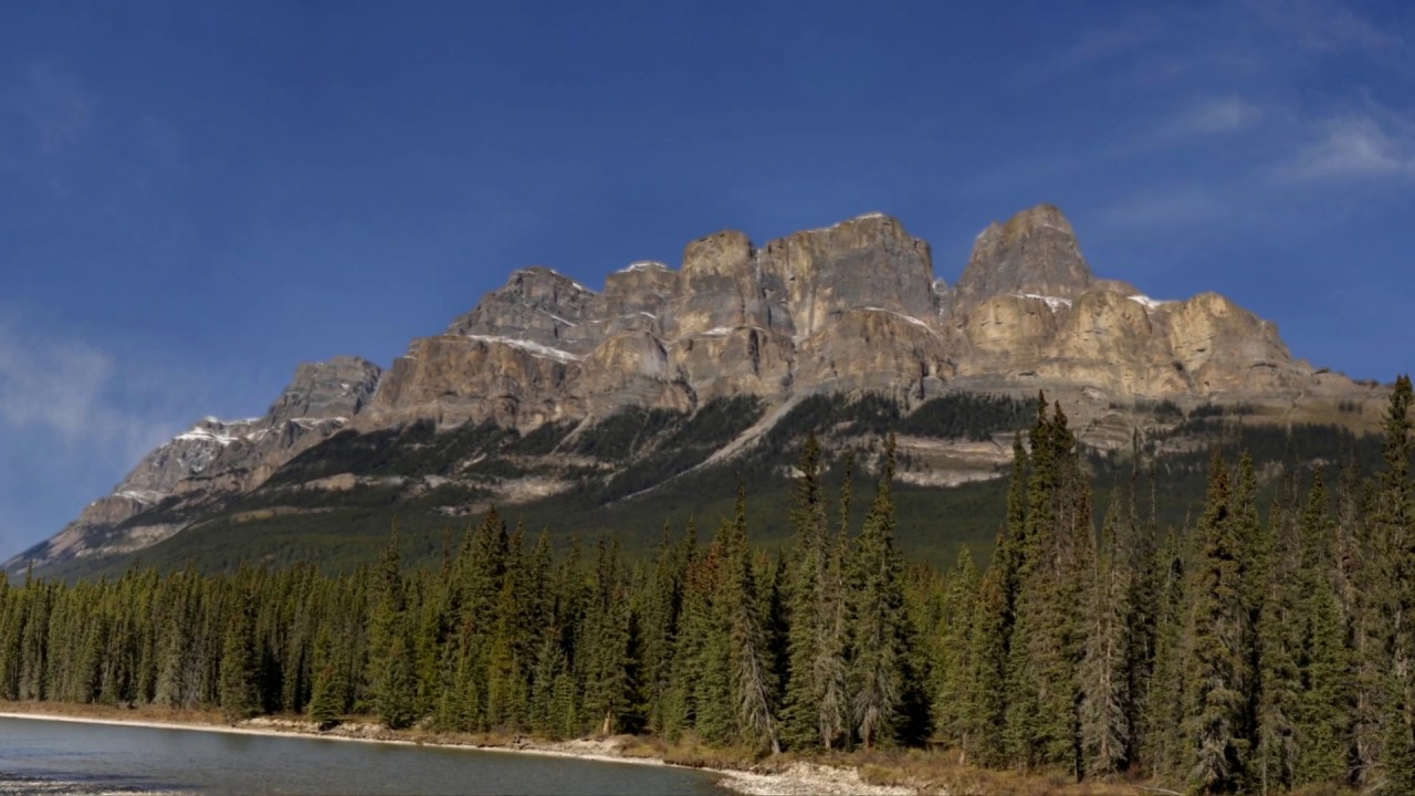 Castle Mountain  | The Banff Project | Jack Wilkins