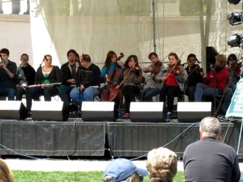 Academy of Irish Music at Celtic Fest 2010