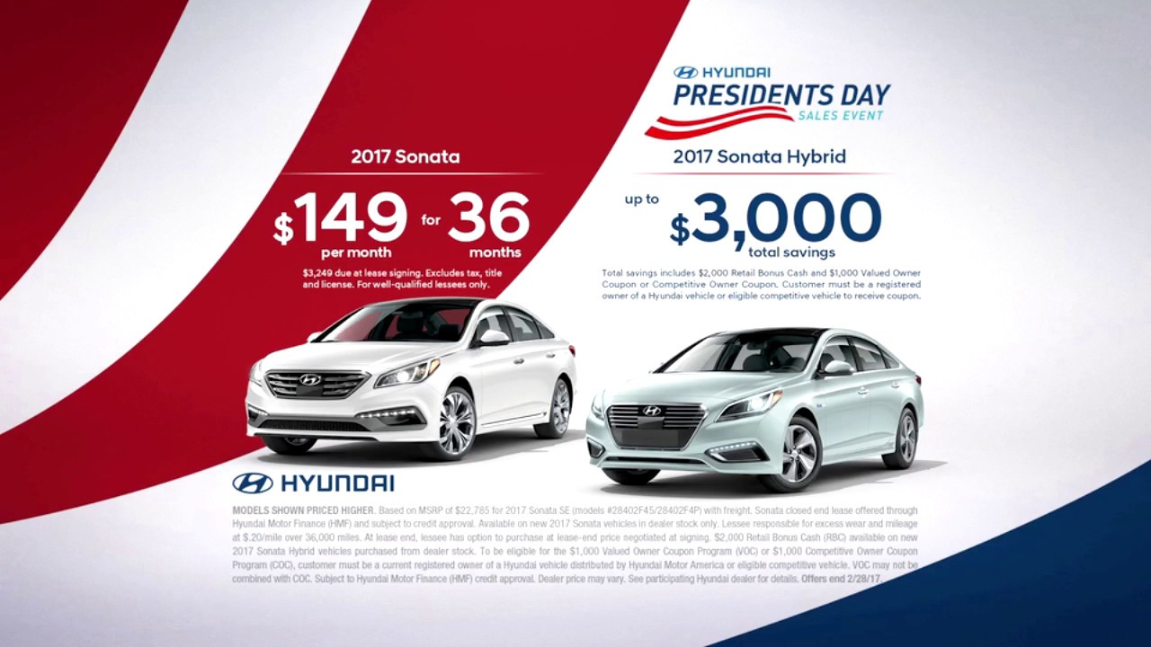 Presidents Day Car Sales 2017 >> Lakeland Hyundai Presidents Day Weekend Sale Through Monday
