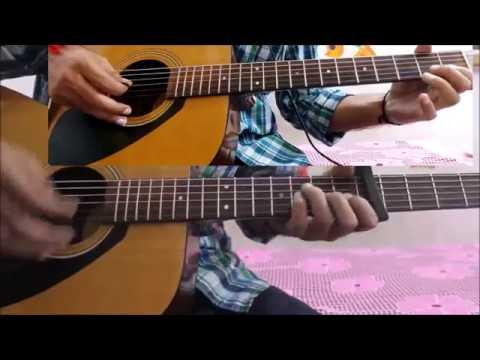Udaarian - Satinder Sartaaj - Punjabi Song - Guitar Cover Lesson Chords easy