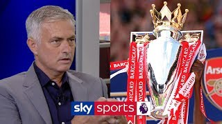 When does Jose Mourinho believe Arsenal can challenge for the Premier League title? | Super Sunday