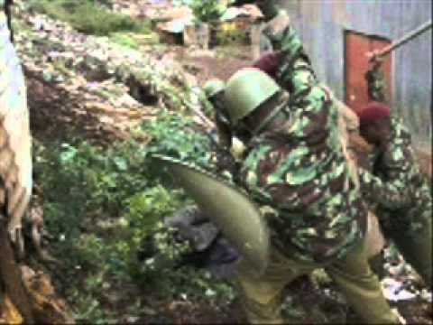 2007 Kenya  Post Election Violence