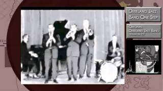 Original Dixieland Jazz Band - Dixie Jazz Band one step - 1917