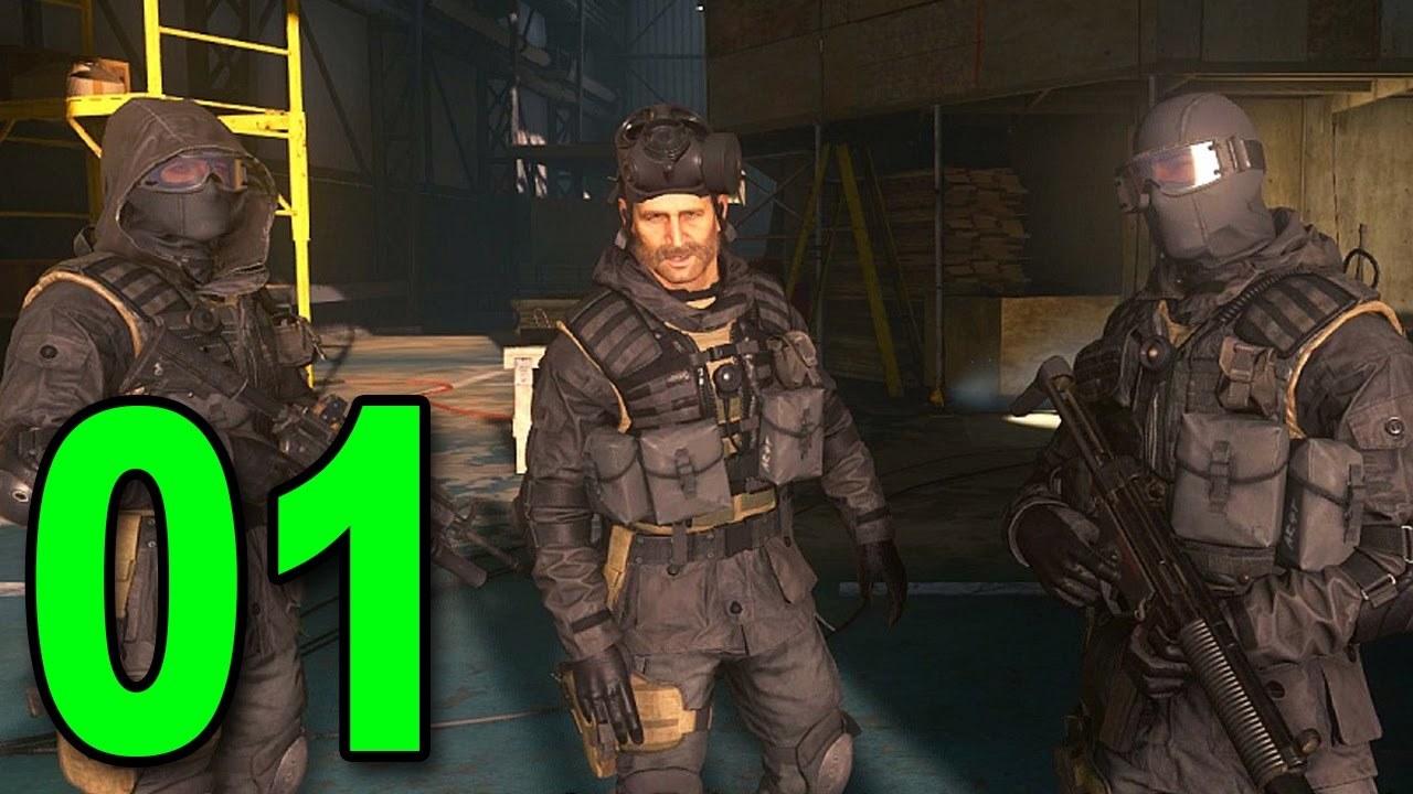 Download Modern Warfare Remastered - Part 1 - F.N.G. / Crew Expendable