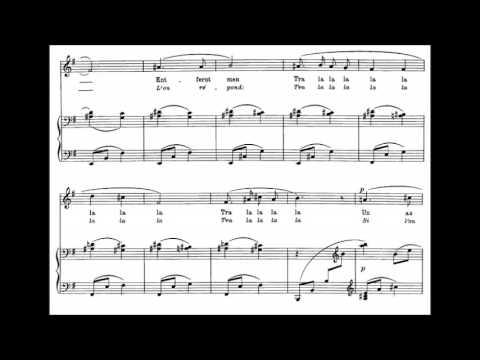 Maurice Ravel - Trois Mélodies hébraïques