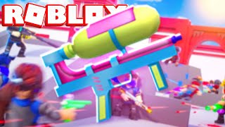 BREAKING The Game In Big Paintball In Roblox | JeromeASF Roblox