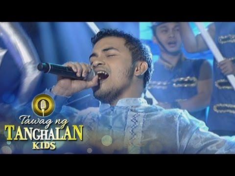 """Tawag ng Tanghalan Kids: Froilan Canlas sings """"Kay Ganda Ng Ating Musika"""""""