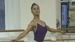 African American ballerina makes history