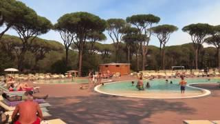 Camping Village Cieloverde un pomeriggio di relax e divertimento in piscina
