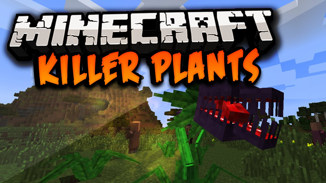 2 Mod 1 Mutant Plants 6 Minecraft