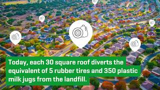 Designed for Sustainability - Malarkey Shingles 2020 video thumbnail