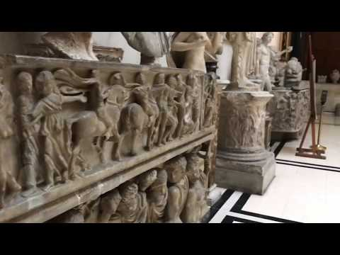 Overview of Doria Pamphilj Palazzo in Rome