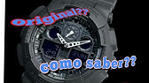 c09bfb31535 Qual a diferença do G Shock GA110 Original pro Falso
