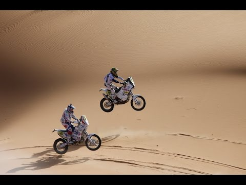 Merzouga rally stage 5