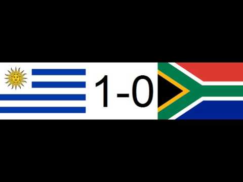 2017 FIFA U-20 World Cup Group D Uruguay 1-0 South Africa