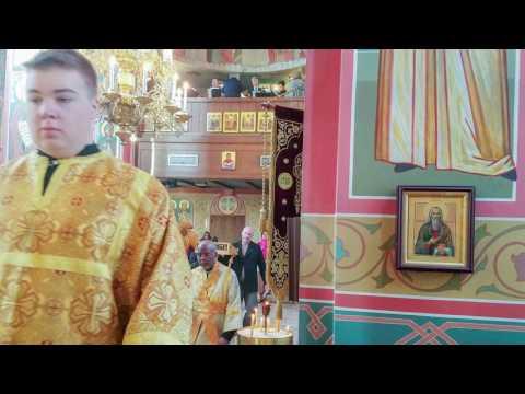 Archpriest Yaroslav Sudick Orthodox Church in America St. Nicholas Cathedral DC