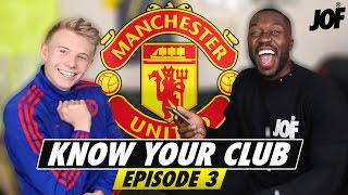 KNOW YOUR CLUB - FOOTBALL CHALLENGE #3 w/ CHARLIE MORLEY