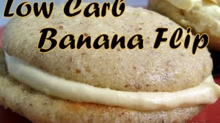 Atkins Diet Recipes: Low Carb Banana Flip (owl)