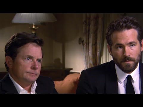 Ryan Reynolds, Michael J. Fox Team Up Against Parkinson's  TODAY