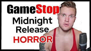 Gamestop Midnight Release Horror | Gamestop Stories