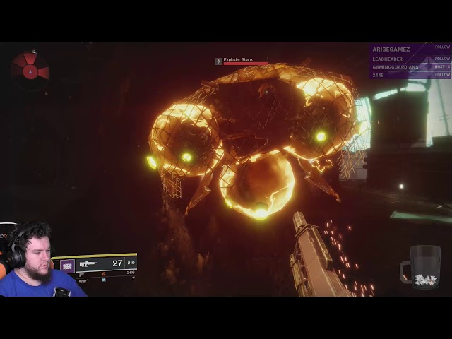 Oct 24, 2017 - Destiny 2 Part 2
