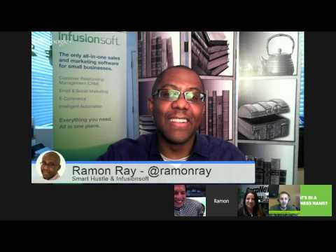 Starting And Building A Business | GoDaddy Hangout