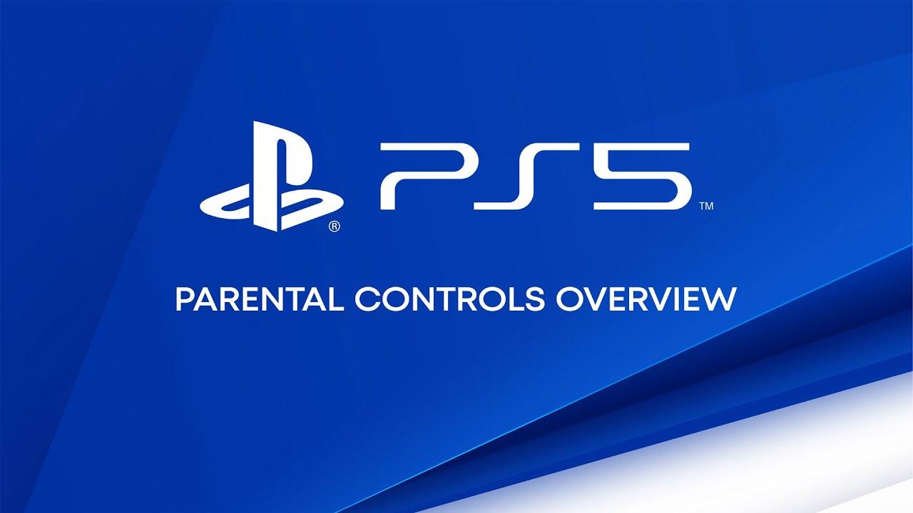 PS5 Parental controls overview