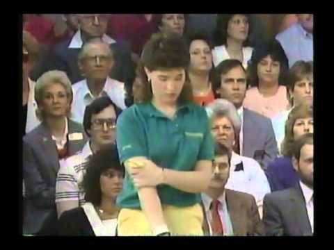 1989 LPBT Lady Ebonite Open Entire Telecast