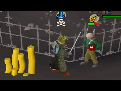 How to pay your RENT Playing Runescape