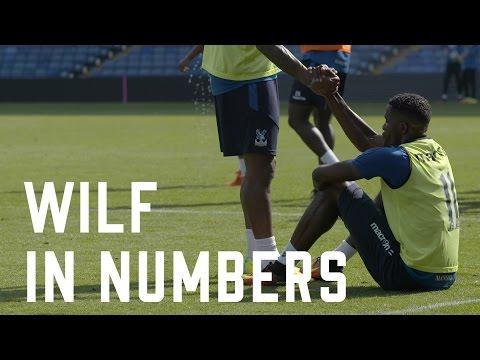 Wilfried Zaha | In Numbers
