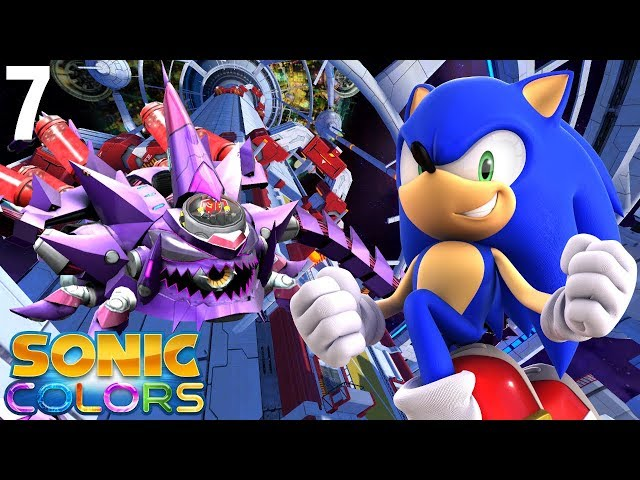 Sonic Colors (Wii) [4K] - Story Playthrough (7/7) - Terminal Velocity + Credits