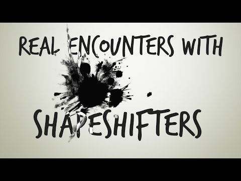 Real Encounters With Shapeshifters: Loup Garou