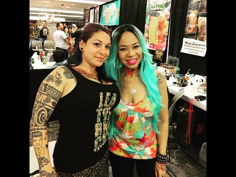 Expo tattoo panam 2016 doovi for Dallas tattoo convention
