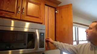 Slide Out Spice Racks - Distinctive Cabinets of Green Bay