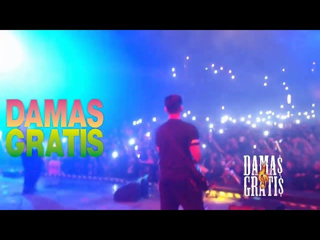 DAMAS GRATIS MONTERREY 2016 HD - YouTube