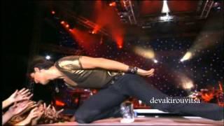 Sakis Rouvas Na M Agapas Live DVD This Is My LIVE