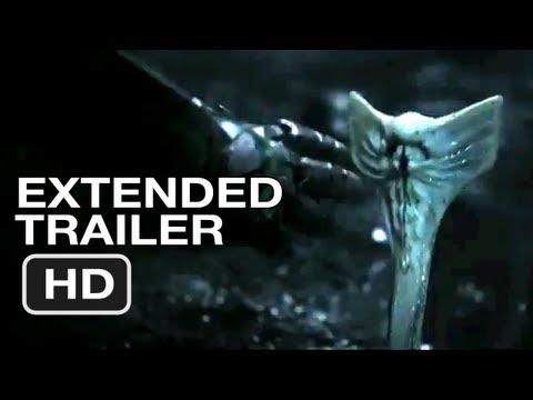 Prometheus Extended International Trailer (2012) - Ridley Scott Alien Movie