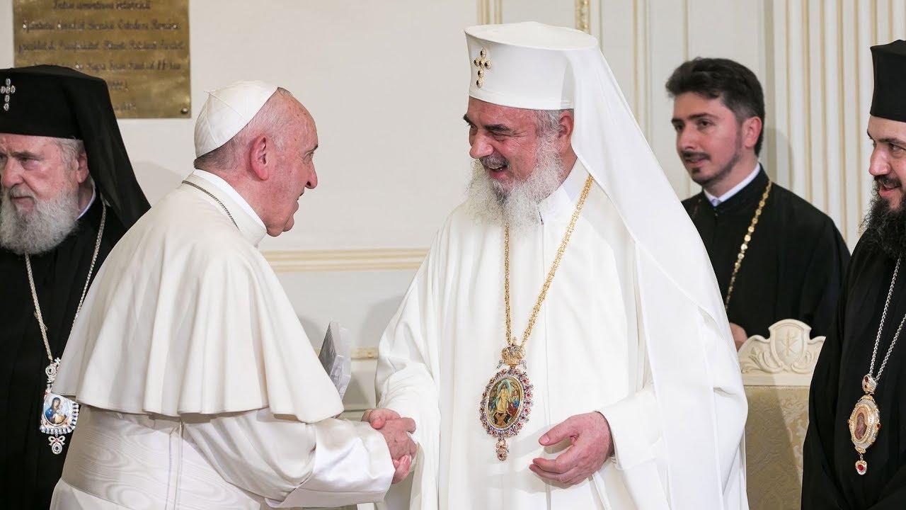Hoa trái của đại kết bằng máu: Cuộc gặp gỡ huynh đệ quá đẹp giữa Công Giáo và Chính Thống ở Bucarest