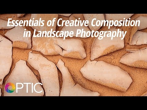 Optic 2016: Essentials of Creative Composition in Landscape Photography with Robert Rodriguez Jr.