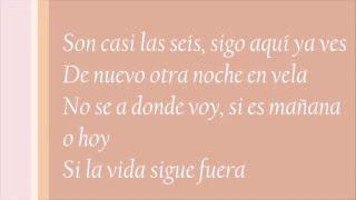 Frío María Parrado ft. Andrés Ceballos (Dvicio) Lyrics