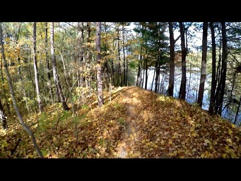 Thorn MTB Trail GoPro Ride @ Findley State Park, OH