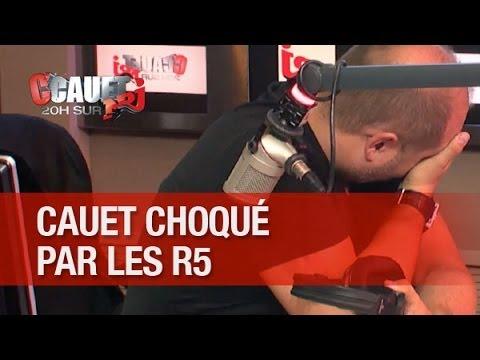 Download Cauet choqué par les goûts musicaux des R5 - C'Cauet sur NRJ