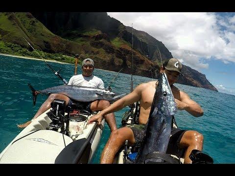 Na Pali Coast Kayak Camping